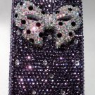 3D bow crystal covered iphone 4G/4S case  $49.99 #8700210