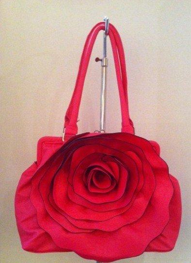 Large Pink Flower HandbagReg $69.99  #BT1202750/5948