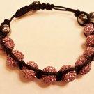 Shamballah bracelet $29.99 pink