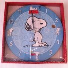 Peanuts clock $34.99 #85289