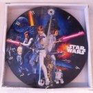 Star Wars clock $34.99 #99089