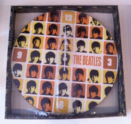Beatles clock $34.99 #64789