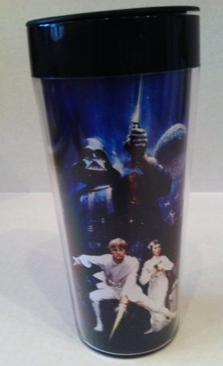 Star Wars plastic travel mug $12.99 #99051