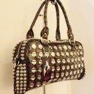 Faux Crocodile Handbag $110.00 #HB1005