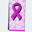 """Pink Ribbon"" Tea towel $9.99 #16719"