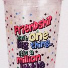 """Friendship isn't one big thing..."" $14.99 #16133"