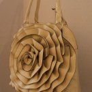 Large Flower handbag on sale$49.99 Beige#BG20-1900-C