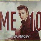 """Elvis """"love me Tender"""" licence plate $14.99#12052"""