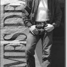 "James Dean ""Rebel""Small  Metal Sign $20.00#1205"