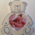 Enamel bear picture frame $14.99 # V20087