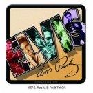 Elvis coasters $12.00 #16621