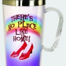 """There's No Place Like Home' Stainless Steel Travel Mug $17.99 #17205"