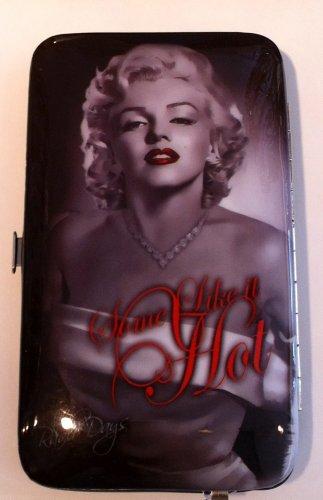 """Marilyn Monroe """"Some Like it Hot"""" Smartphone Wristlet $18.99 #17612"""