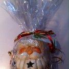 Ceramic Santa Clause Tealight holder $9.99 #S001