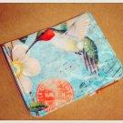 """""""Modern Vintage"""" Hummingbird wallet $16.99 #MV1032"""