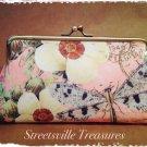 """Modern Vintage"" Dragonfly purse clutch $29.99 #MV1034"
