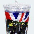 """FAB 4"" Cup with Straw $14.99 #16235"