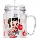 Betty Boop Acrylic Mason jar $14.99 #17901