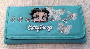 Betty Boop Mint Wallet $29.99 #BBFLW-2406MNT