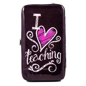 """ I Love Teaching"" Smartphone Wristlet $18.99 #17642"