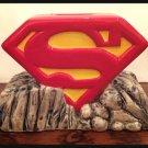 Superman Ceramic Coin Bank $28.99 #MF5153