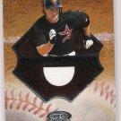 2002 FLEER HOT PROSPECTS JASON LANE ASTROS GAME WORN PANTS CARD