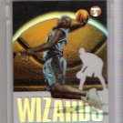 2003 TOPPS PRISTINE JARVIS HAYES WIZARDS UNCIRCULATED REFRACTOR CARD