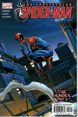 SPECTACULAR SPIDER-MAN #2 (2003)-NEVER READ!