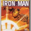 IRON MAN #1 SUNBURST VARIANT COVER-NEVER READ!