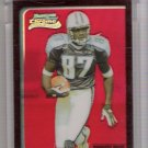 2003 BOWMAN CHROME TYRONE CALICO TITANS UNCIRCULATED RED REFRACTOR ROOKIE  CARD
