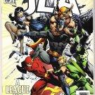 JLA #119 GEOFF JOHNS-NEVER READ!