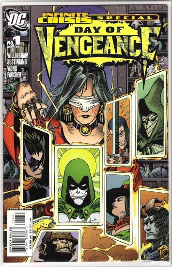 DAY OF VENGEANCE SPECIAL #1-NEVER READ!
