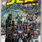 JLA CLASSIFIED #1 ULTRAMINES COVER-NEVER READ!