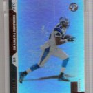2005 TOPPS PRISTINE DESHAUN FOSTER PANTHERS UNCIRCULATED CARD