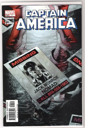 CAPTAIN AMERICA #7 CURRENT SERIES HOT-NEVER READ!