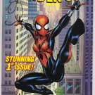 THE AMAZING SPIDER-GIRL #1-NEVER READ!
