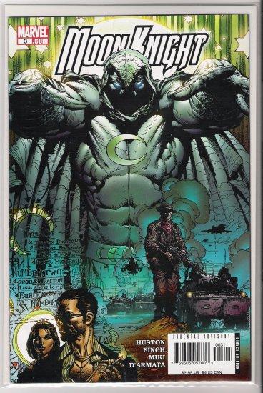 MOON KNIGHT #3 (2006)-NEVER READ!