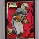 2003 BOWMAN CHROME DWONE HICKS TITANS UNCIRCULATED RED REFRACTOR ROOKIE CARD