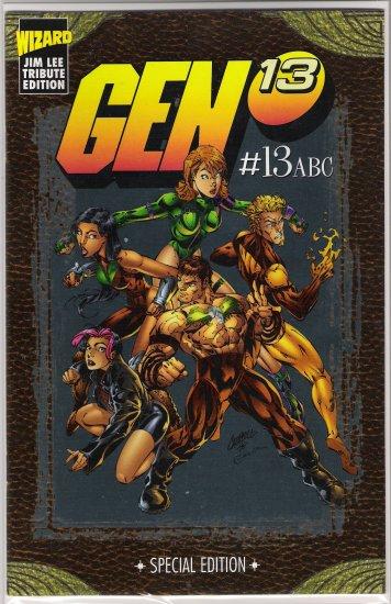 GEN 13 ABC JIM LEE TRIBUTE #13-NEVER READ!