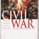 CIVIL WAR #7 1ST PRINT-NEVER READ!