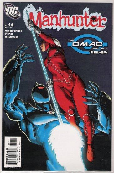 MANHUNTER #14 (2004-SERIES 3)-NEVER READ!