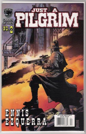 JUST A PILGRIM GARDEN OF EDEN #2 (2002)-NEVER READ!