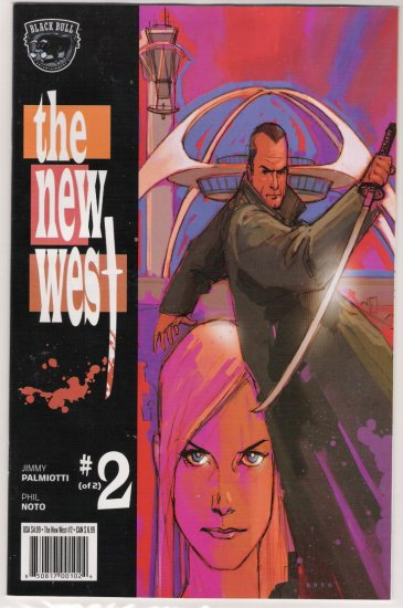 NEW WEST #2 (2005)-NEVER READ!