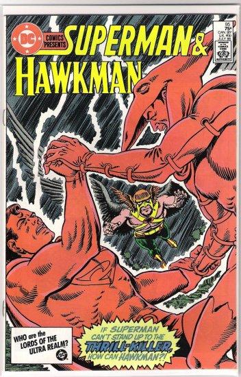 DC COMICS PRESENTS #95 (1986)