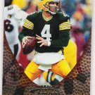 1997 ACTION PACKED BRETT FAVRE PACKERS CARD