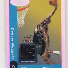 2000-01 HOT PROSPECTS MAMADOU N'DIAYE NUGGETS ROOKIE JERSEY CARD