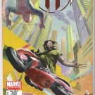 HOUSE OF M #3 WOLVERINE-NEVER READ!