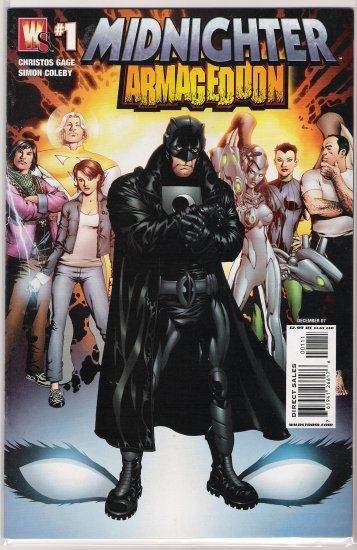 MIDNIGHTER ARMAGEDDON #1 (2007)
