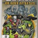 X-MEN DEADLY GENESIS #1 ED BRUKABER-NEVER READ!