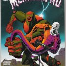 METAMORPHO YEAR ONE #3 (2008)-NEVER READ!